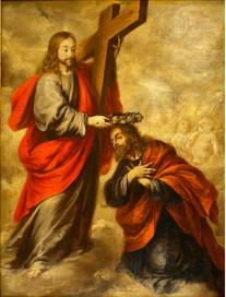 Couronnement de Joseph par Jésus