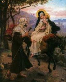 Saint Joseph, le moins naïf et le plus positif des hommes, maître de discernement.