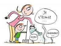Rentrée scolaire: passez du temps avec vos enfants!