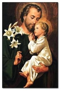 Prières à st Joseph de St Alphonse de Liguori