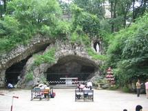 grotte de Lourdes de Jilin, Mongolie Intérieure