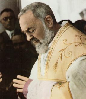 Lettre de Padre Pio à Saint Paul VI, 12 septembre 1968 et défense d'Humanae Vitae