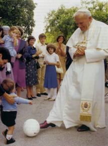 La vocation universelle à la sainteté, un projet à proposer aux enfants!