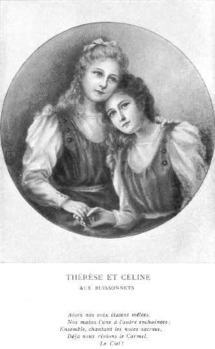 Thérèse et Céline aux Buissonnets, la maison familiale