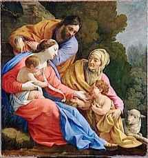 La Sainte Famille, beauté intérieure et extérieure!