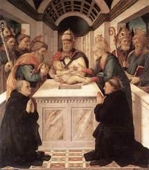 La Sainte Famille, modèle de toute les vocations, présentation de Jésus au Temple, fête de la vie consacrée (2 février)