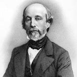 Alfred de Falloux, auteur de la loi du même nom qui favorisa l'enseignement catholique.