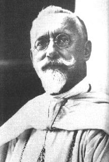Mgr Thévenoud, fondateur des soeurs de l'Immaculée Conception de Ouadagoudou