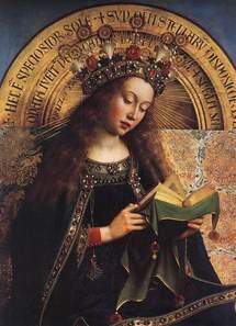 Se mettre à l'école de Marie pour lire le Christ.