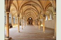 Le collège des Bernardins, abbaye cistercienne redevenue centre chrétien.