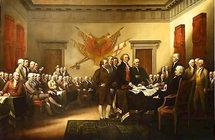 Déclaration d'indépendance des Etats Unis d'Amérique