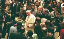 Jean-Paul II à l'ONU