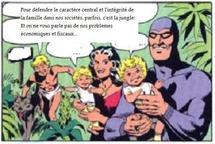 La Famille,  le meilleur rempart anti-totalitaire.