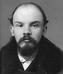 Lénine ou la révolution pour la révolution.