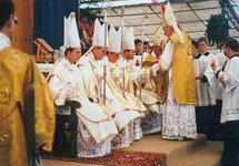 ordinations illicites : schisme de Mgr Lefèbvre