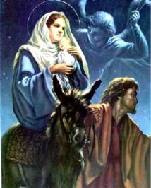 Un Conte de Noël : Saint Joseph et le prédicateur maudit. (1)