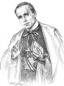 Saint Jean Nepomucène Neumann, rédemptoriste