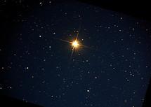 L'étoile rebelle. Conte de l'Avent et de l'après.