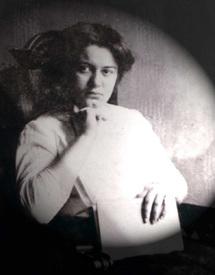 Edith Stein, jeune femme.