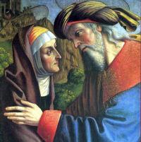 Sainte Anne et Saint Joachim, les grands-parents à la prière incessante.