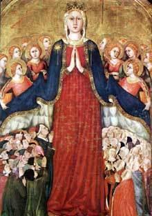 La prière des consacré(e)s au célibat pour le Royaume.