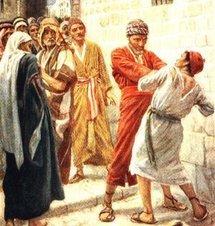 Matthieu, 18:23-35