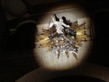 Cathédrale du Puy-en-Velay, Assomption de la Vierge. Un sanctuaire où l'on se rassemble le 14 Aout et le 15 pour la procession dans la ville et sur les célèbres marches de la cathédrale.