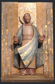 Saint Joseph vu par un artiste, Stéphane Morit.