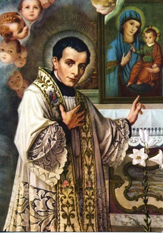 """Saint Joseph Cafasso, modèle de l'accompagnateur spirituel loué par Benoît XVI :""""Parmi ces derniers - comme je l'ai déjà dit - ressort saint Jean Bosco, dont il fut le directeur spirituel pendant 25 ans, de 1835 à 1860 : d'abord comme enfant de chœur, puis comme prêtre et enfin comme fondateur. Tous les choix fondamentaux de la vie de saint Jean Bosco eurent comme conseiller et guide saint Joseph Cafasso, mais de manière bien précise : Joseph Cafasso ne tenta jamais de former en don Bosco un disciple « à son image et ressemblance » et don Bosco ne copia pas Joseph Cafasso : il l'imita assurément dans les vertus humaines et sacerdotales - le définissant un « modèle de vie sacerdotale » - , mais en suivant ses propres inclinations personnelles et sa vocation particulière ; un signe de la sagesse du maître spirituel et de l'intelligence du disciple : le premier ne s'imposa pas au second, mais le respecta dans sa personnalité et il l'aida à lire quelle était la volonté de Dieu pour lui. Chers amis, c'est là un enseignement précieux pour tous ceux qui sont engagés dans la formation et l'éducation des jeunes générations et c'est aussi un fort rappel de l'importance d'avoir un guide spirituel dans sa propre vie, qui aide à comprendre ce que Dieu attend de nous. Avec simplicité et profondeur, notre saint affirmait : « Toute la sainteté, la perfection et le profit d'une personne consiste à faire parfaitement la volonté de Dieu (...). Nous serions heureux si nous parvenions à verser ainsi notre cœur dans celui de Dieu, unir à ce point nos désirs, notre volonté à la sienne au point de former un seul cœur et une seule volonté : vouloir ce que Dieu veut, le vouloir de la manière, dans les délais, dans les circonstances qu'Il veut et vouloir tout cela pour aucune autre raison que parce que Dieu le veut » B XVI."""