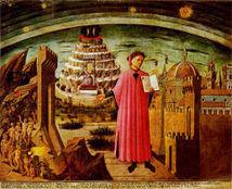 Dante, la Divine Comédie