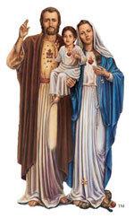 Saint Joseph nous rappelle que nous sommes un