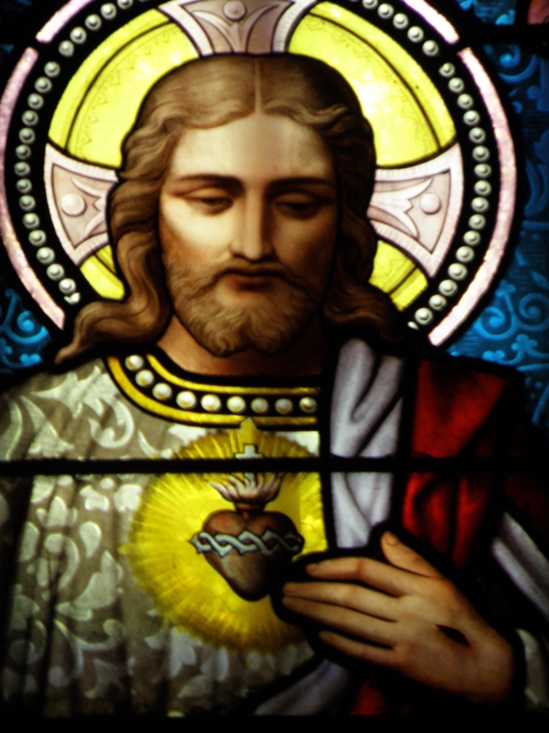 Les promesses du Sacré-Coeur, telles qu'elles furent données à Ste Marguerite-Marie.