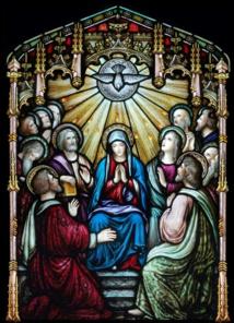 Il n'y a pas de vocation qui ne soit contemplative et eucharistique