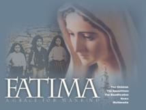 Consécration du monde au Coeur Immaculée de Marie, par le pape François, en lien avec les apparitions de Fatima