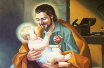 Prière du pape François à Marie et Joseph pour la Famille.