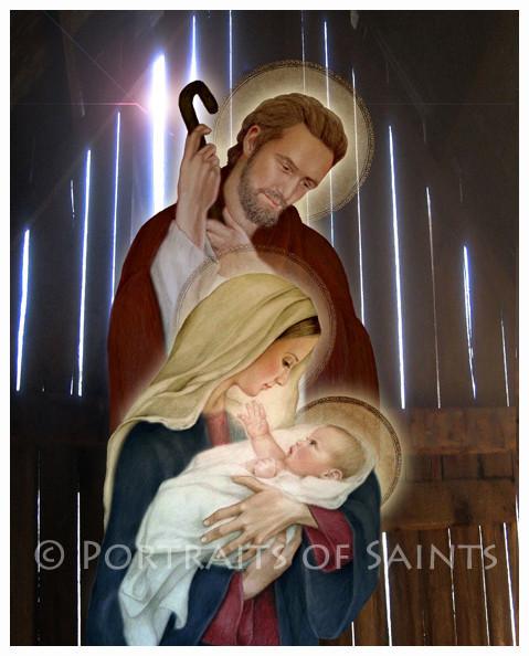 Joseph, miroir de Marie ( Saint François de Sales)
