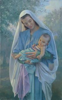 Prière à Notre Dame du Quotidien.