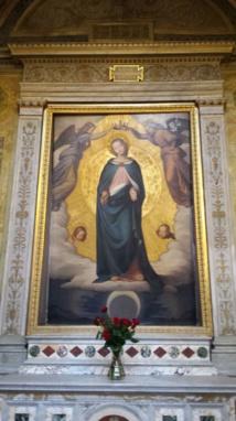 Prière à Marie, Reine de la Création.