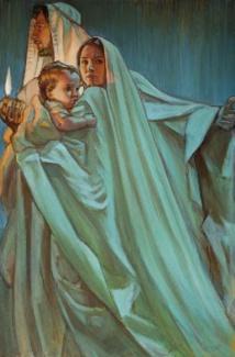 Prière à Saint Joseph, protecteur des Migrants