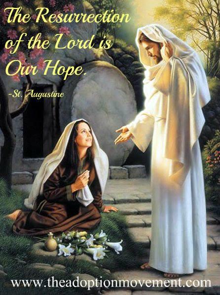 Le féminisme d'une pécheresse : la puissance d'un apostolat, Marie-Madeleine dans la Semaine Sainte