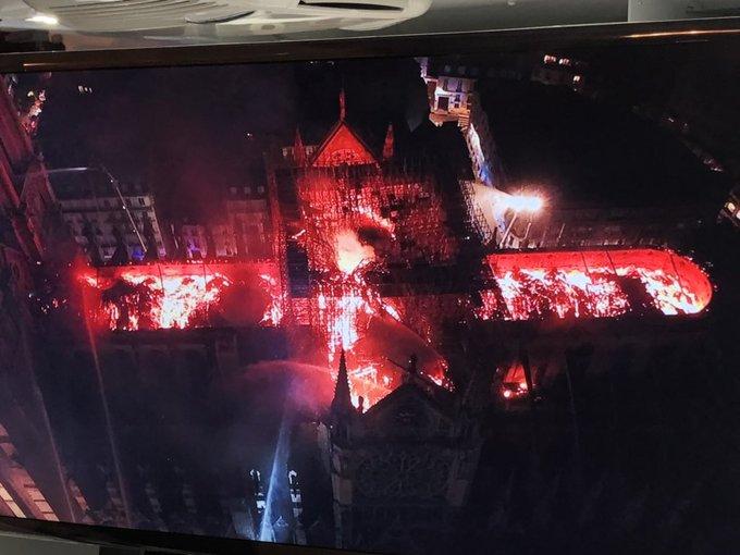 Notre Dame, notre drame de Paris: rebâtir la cathédrale avec un cercle économique vertueux.