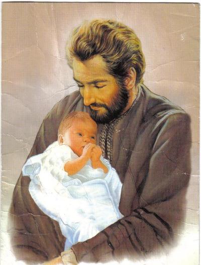 Saint Joseph et la reconnaissance faciale