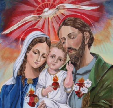 Observez les lys des champs pour la Pentecôte