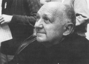 """le père Joseph Wresinsky : """" la misère est l'oeuvre des hommes, seuls les hommes peuvent la détruire;"""""""