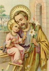 Prière à Saint Joseph pour obtenir la maîtrise de soi.