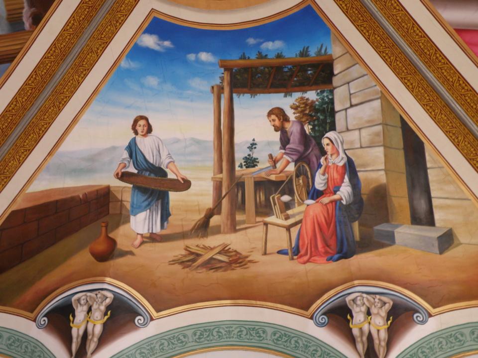 Prière écolo à Saint Joseph