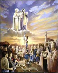 Apparition de la Sainte Famille à Fatima