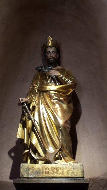 Sanctuaire troglodyte de Saint Joseph de bon espoir, Le Puy-en-Velay