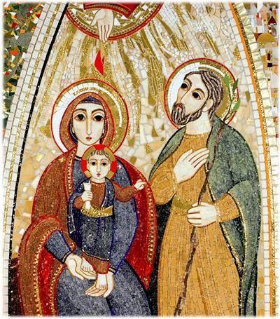 """1er mai : """" Aimez-vous les uns les autres"""", avec Saint Joseph"""