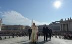 Quand le Pape parle de l'espérance, de Saint Joseph et des Migrants...